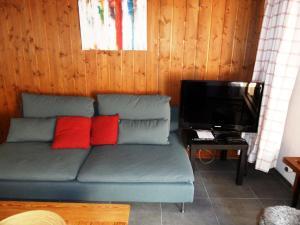 One-Bedroom Apartment Mondzeu 245 C, Apartmány  Verbier - big - 23