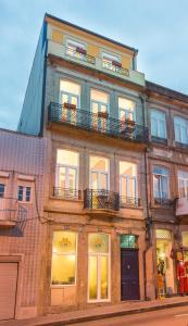 Centenary Fontainhas Apartments, Apartmány  Porto - big - 89