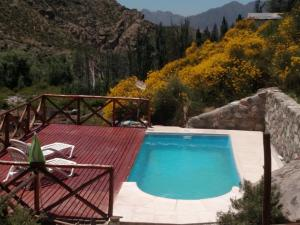 Cabañas Las Retamas, Lodge  Potrerillos - big - 25