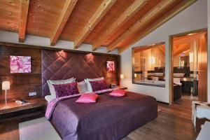 Hotel Maximilian, Hotely  Oberammergau - big - 12