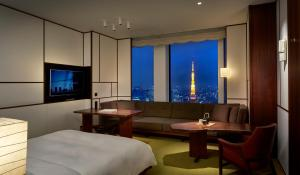 King Room with Tower View