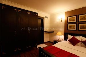 Bradburrys Quiet Waters, Appartamenti  Pune - big - 8