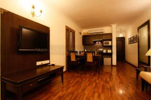 Bradburrys Quiet Waters, Appartamenti  Pune - big - 5