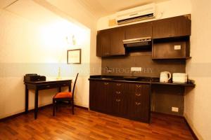 Bradburrys Quiet Waters, Appartamenti  Pune - big - 3