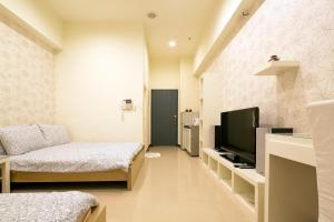 O2 Hotel - Ximen Branch, Apartmanok  Tajpej - big - 46