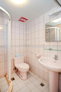 O2 Hotel - Ximen Branch, Apartmanok  Tajpej - big - 43