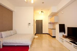 O2 Hotel - Ximen Branch, Apartmanok  Tajpej - big - 42