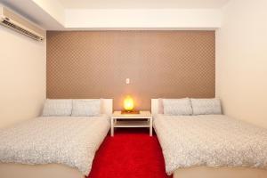 O2 Hotel - Ximen Branch, Apartmanok  Tajpej - big - 40