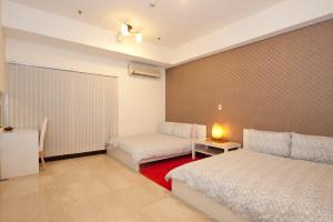 O2 Hotel - Ximen Branch, Apartmanok  Tajpej - big - 39