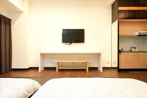 O2 Hotel - Ximen Branch, Apartmanok  Tajpej - big - 64