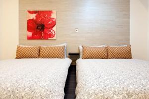 O2 Hotel - Ximen Branch, Apartmanok  Tajpej - big - 65