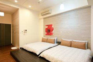 O2 Hotel - Ximen Branch, Apartmanok  Tajpej - big - 68