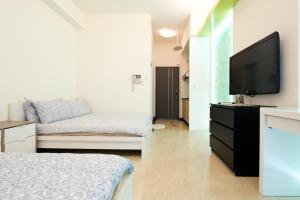 O2 Hotel - Ximen Branch, Apartmanok  Tajpej - big - 60