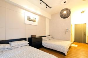 O2 Hotel - Ximen Branch, Apartmanok  Tajpej - big - 57