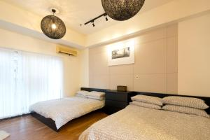 O2 Hotel - Ximen Branch, Apartmanok  Tajpej - big - 59