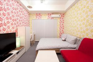 O2 Hotel - Ximen Branch, Apartmanok  Tajpej - big - 37