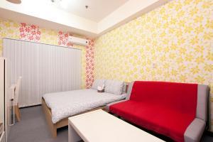 O2 Hotel - Ximen Branch, Apartmanok  Tajpej - big - 32