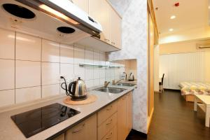 O2 Hotel - Ximen Branch, Apartmanok  Tajpej - big - 31