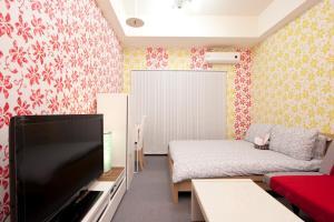 O2 Hotel - Ximen Branch, Apartmanok  Tajpej - big - 30