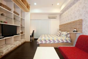 O2 Hotel - Ximen Branch, Apartmanok  Tajpej - big - 28
