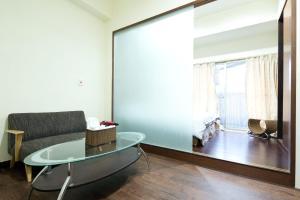 O2 Hotel - Ximen Branch, Apartmanok  Tajpej - big - 21