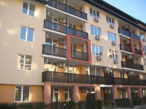 Apartcomplex Chateau Aheloy, Apartmánové hotely  Aheloy - big - 97