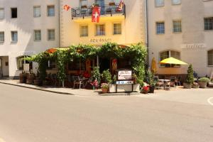 Hotel Arkanum, Hotely  Salgesch - big - 29