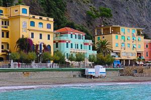 Affittacamere La Terrazza sul Mare, Penzióny  Monterosso al Mare - big - 1