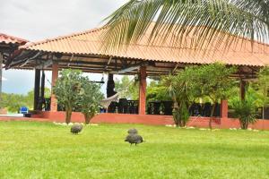 Hotel Campestre San Juan de los Llanos, Виллы  Yopal - big - 37