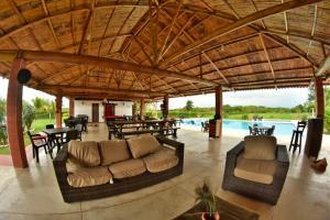 Hotel Campestre San Juan de los Llanos, Виллы  Yopal - big - 40