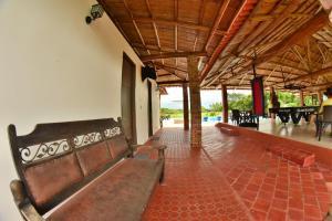 Hotel Campestre San Juan de los Llanos, Виллы  Yopal - big - 42