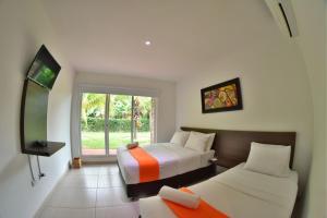 Hotel Campestre San Juan de los Llanos, Виллы  Yopal - big - 43