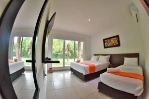 Hotel Campestre San Juan de los Llanos, Виллы  Yopal - big - 44
