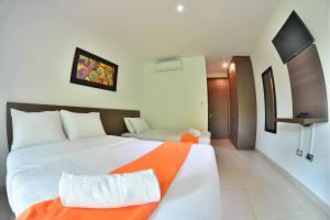 Hotel Campestre San Juan de los Llanos, Виллы  Yopal - big - 46