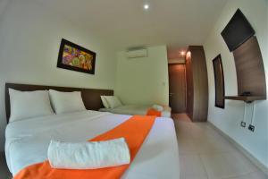 Hotel Campestre San Juan de los Llanos, Виллы  Yopal - big - 47