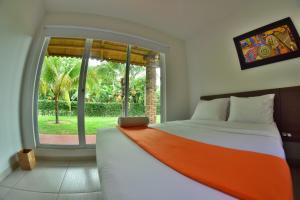 Hotel Campestre San Juan de los Llanos, Виллы  Yopal - big - 48