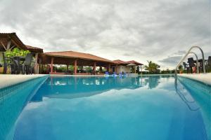 Hotel Campestre San Juan de los Llanos, Виллы  Yopal - big - 53