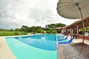 Hotel Campestre San Juan de los Llanos, Виллы  Yopal - big - 58
