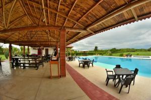 Hotel Campestre San Juan de los Llanos, Виллы  Yopal - big - 63
