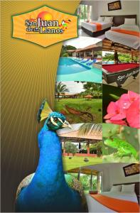 Hotel Campestre San Juan de los Llanos, Виллы  Yopal - big - 1