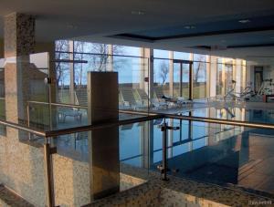 Club218 Beatrix Wellness Apartment, Apartmány  Siófok - big - 28