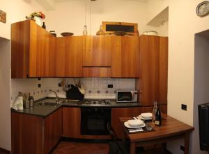 Ghibellina Frescoes Apartment, Apartmány  Florencia - big - 5