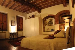 Ghibellina Frescoes Apartment, Apartmány  Florencia - big - 9