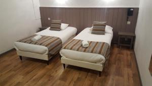 Hôtel La Mirandole, Szállodák  Tournus - big - 23
