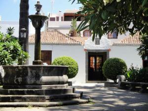 Hotel Benahoare, Hotely  Los Llanos de Aridane - big - 17