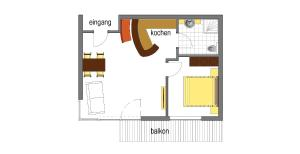 Apart Hotel Neier, Aparthotely  Ladis - big - 21
