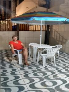 Ilha do Sol - Hostel & Pousada, Vendégházak  Fortaleza - big - 63