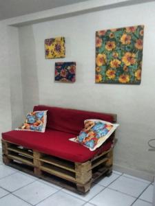 Ilha do Sol - Hostel & Pousada, Vendégházak  Fortaleza - big - 84