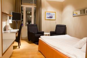 Piteå Stadshotell, Hotel  Piteå - big - 47