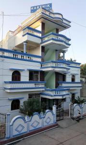 Karthik Residency, Pensionen  Pondicherry - big - 1